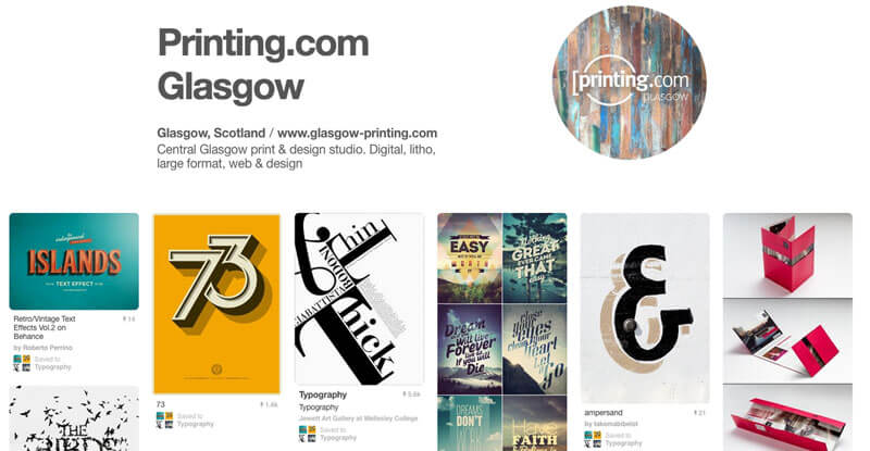 Design Inspiration & Pinterest