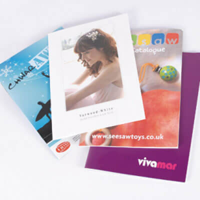 280gsm Silk Booklets image