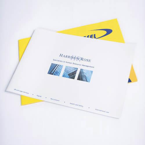 A4 Lanscape Booklets image