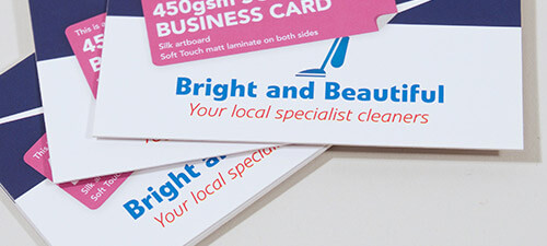 Printing glasgow glasgows leading print design company business cards reheart Image collections